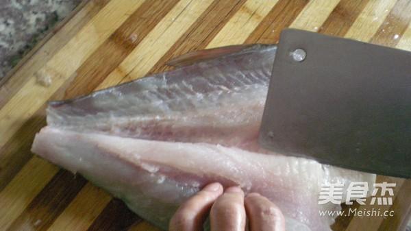 烩鱼块的做法图解
