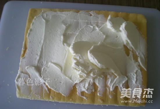 奶油蛋糕卷怎样炒