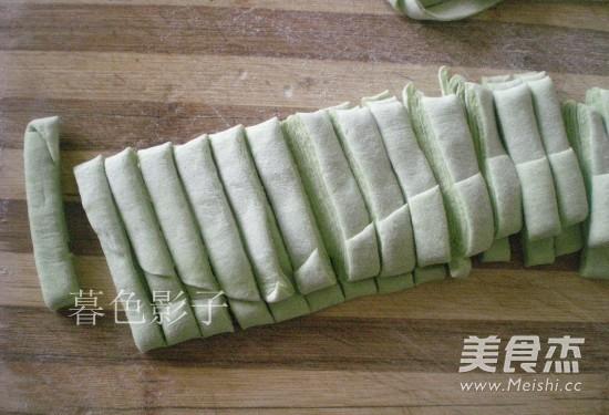 菠菜汁麻酱面怎么吃