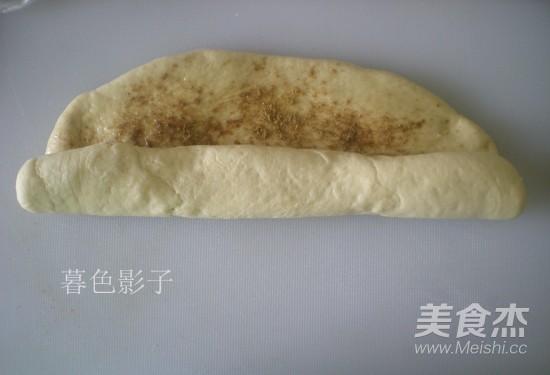 咸味花卷面包怎么做