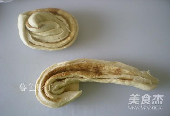 咸味花卷面包怎么煮