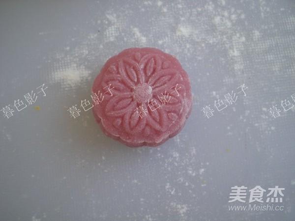 红曲粉冰皮月饼怎样煮