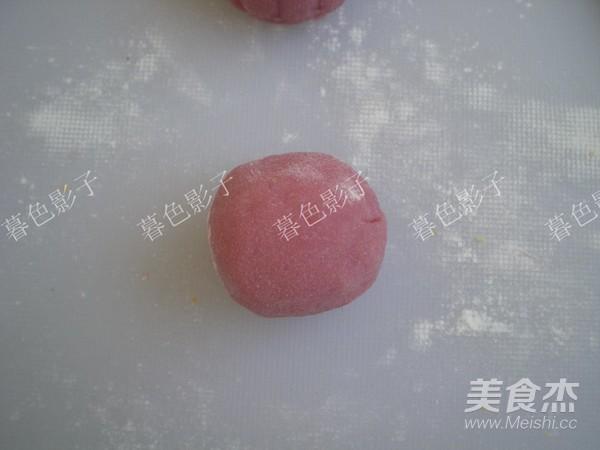 红曲粉冰皮月饼怎样做