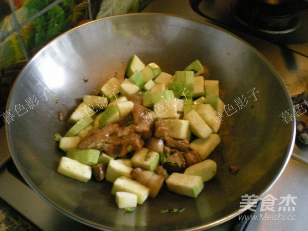 炖西葫芦怎么煮