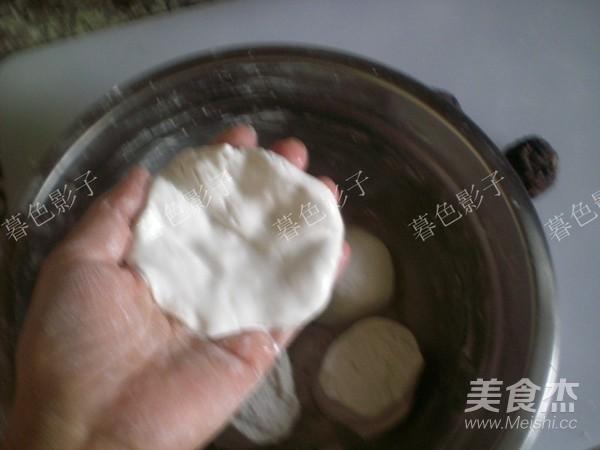 烙糯米饼的做法图解