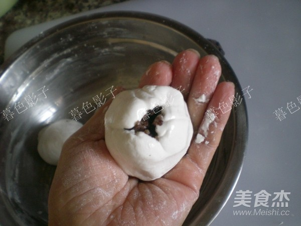 烙糯米饼的家常做法