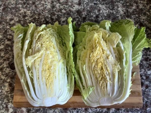 辣白菜的做法图解