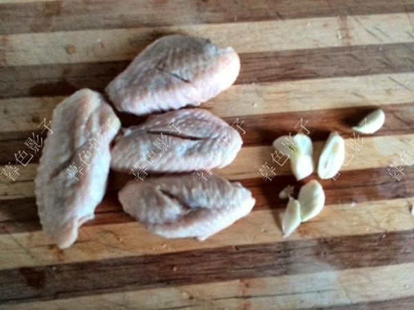 #中卓炸酱面# 鸡翅美味面的做法图解