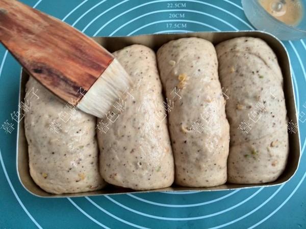 主食多谷面包怎么煮