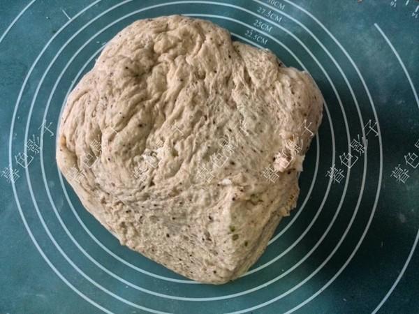 主食多谷面包的简单做法