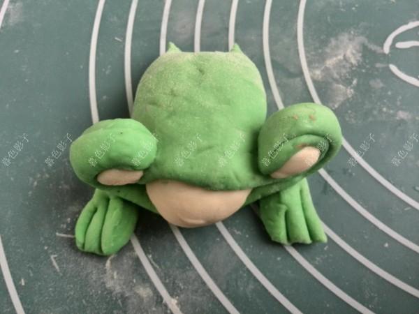 卡通青蛙馒头怎么炒