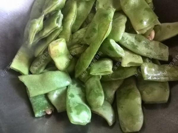【大丰收】土豆炒油豆角怎么做