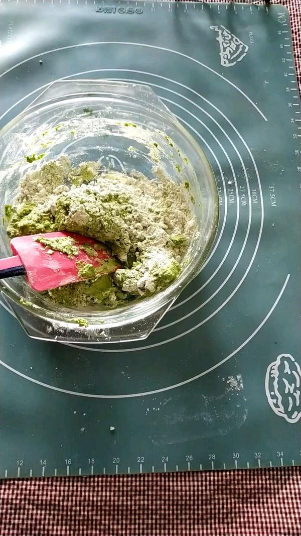 菠菜汁青团的做法图解