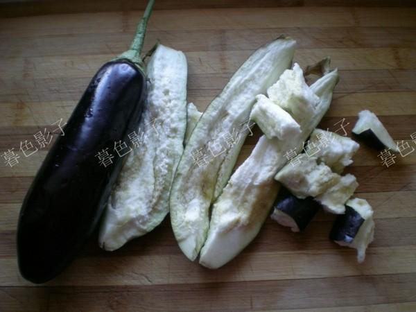 土豆炖茄子的做法图解
