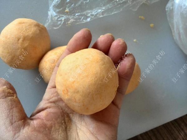 糯米粉豆沙包怎么炒