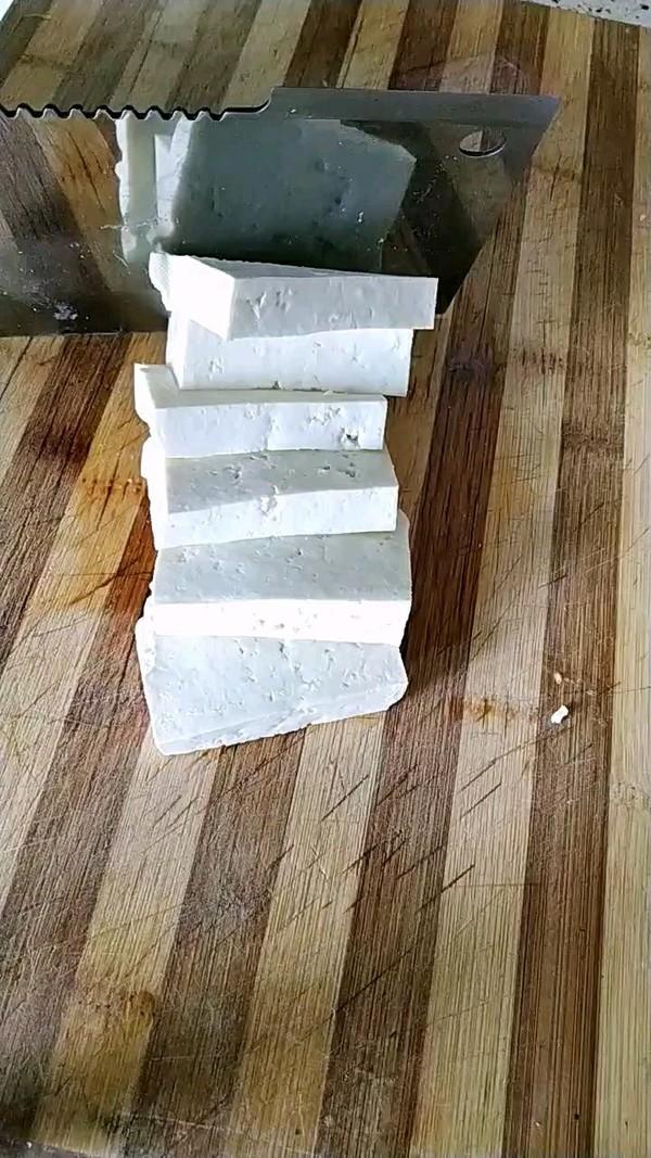 香煎北豆腐的做法大全