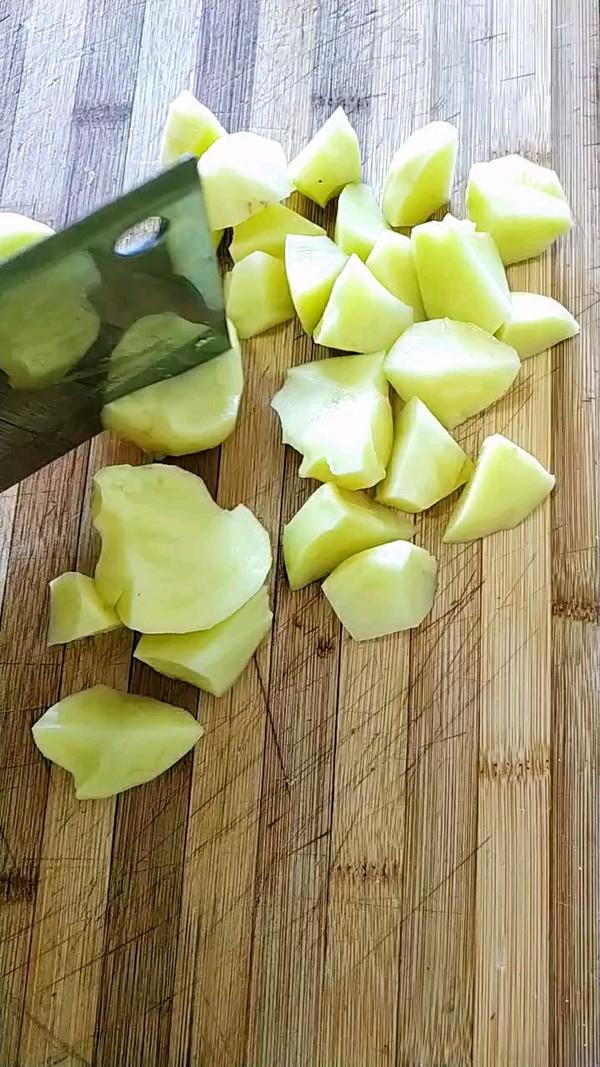 豆角炖土豆茄子的做法大全