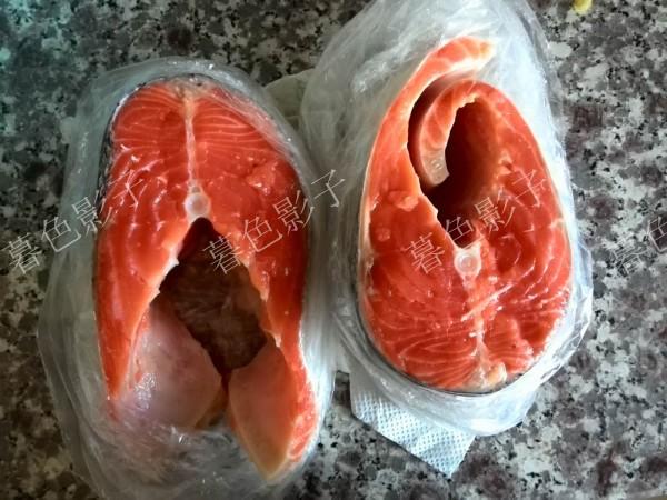 辣根三文鱼的做法大全