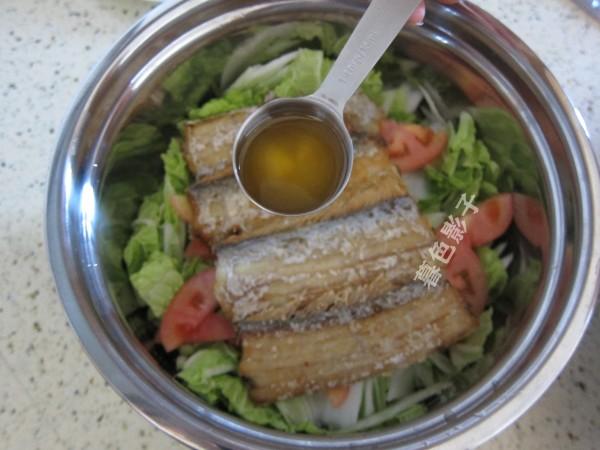 白菜焖带鱼怎么吃