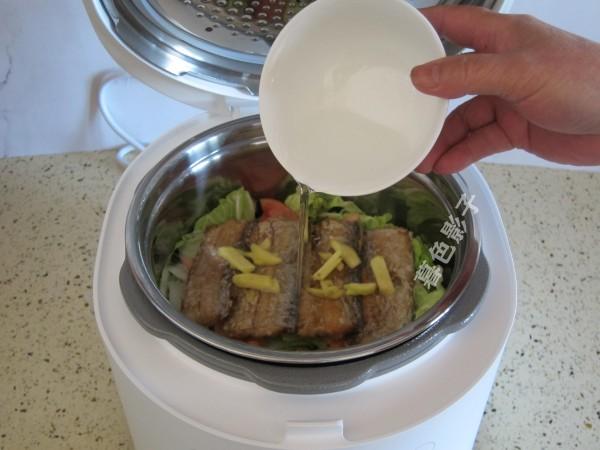 白菜焖带鱼怎么煮