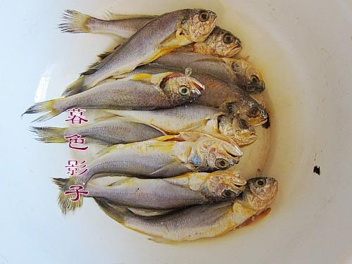 酥脆小黄鱼的做法图解