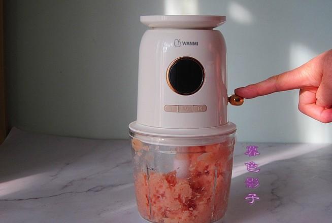 蒸饺的步骤