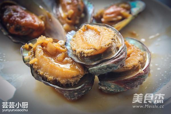 日式凉拌鲍鱼的家常做法