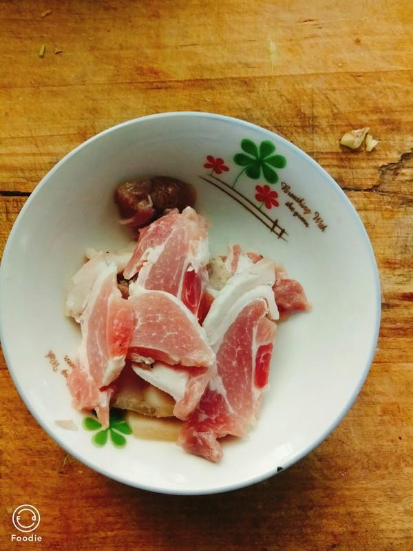 豆角炖肉的做法图解