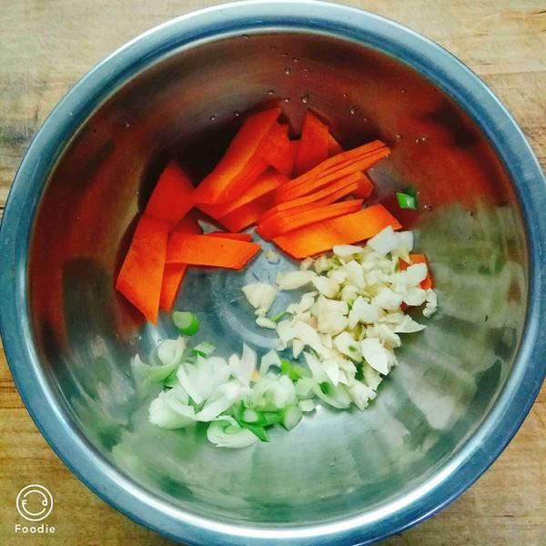 爆炒豆腐干的家常做法
