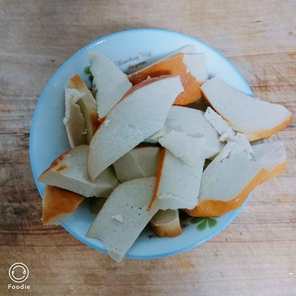美味豆腐干的做法图解