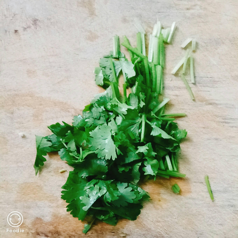炝拌菜花的做法图解