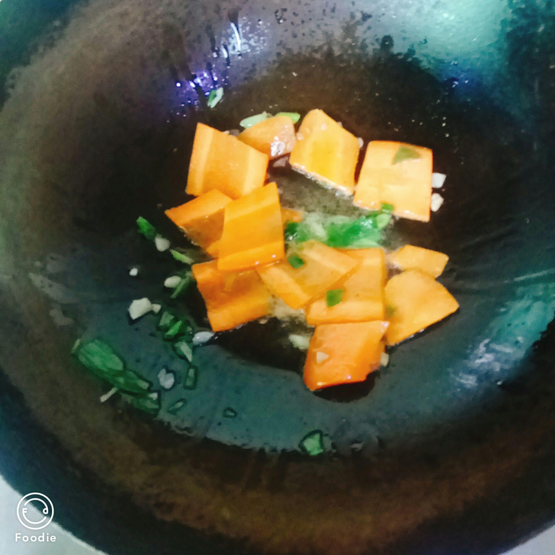青椒鲜蘑的简单做法