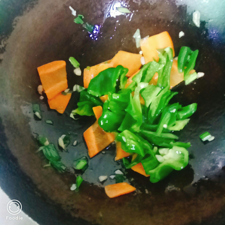 青椒鲜蘑怎么吃
