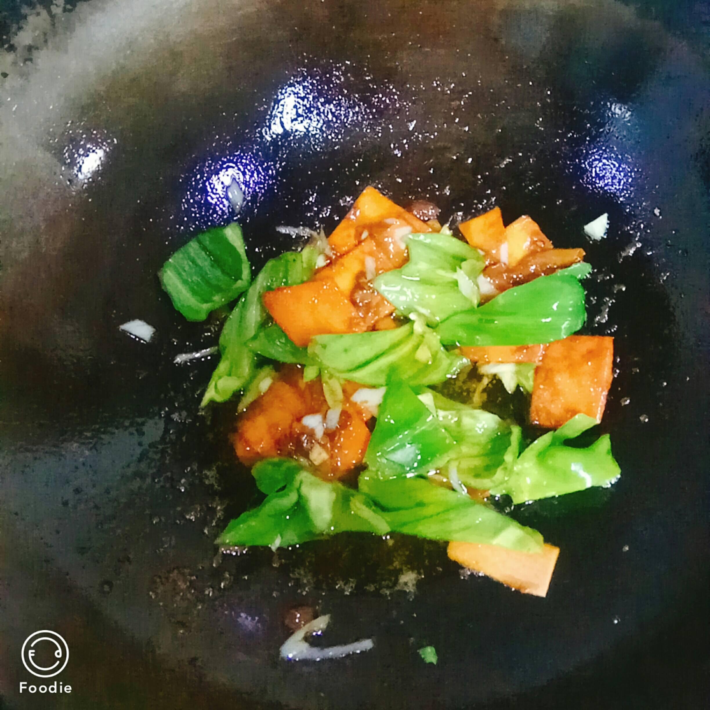 酱焖菜花怎么煮