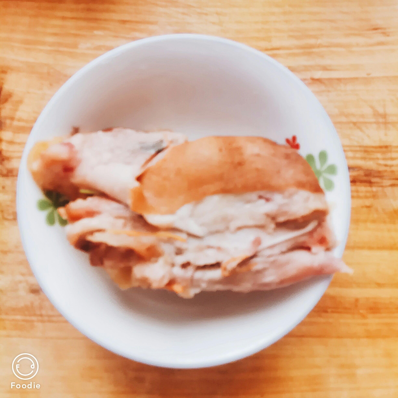 白菜炖肘子的家常做法