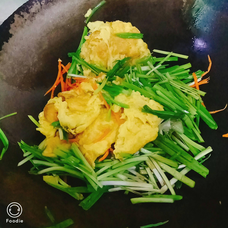鸡蛋胡萝卜的简单做法