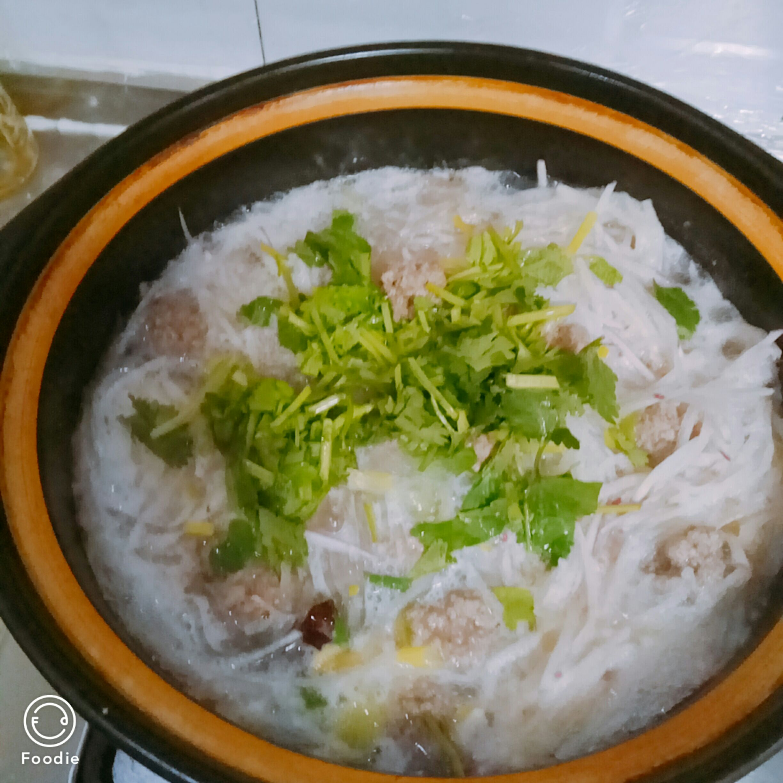 牛肉丸子双丝汤怎么做