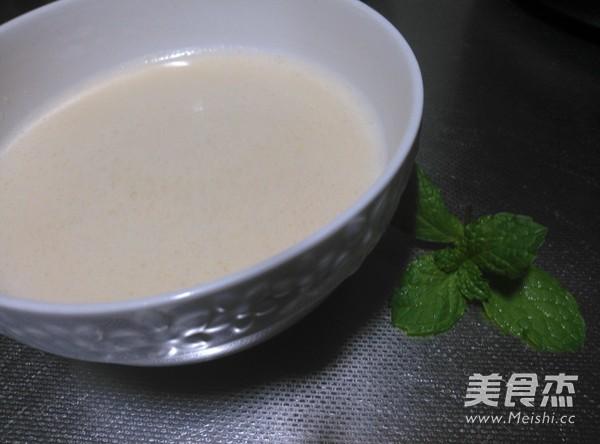 玉米豆浆小米糊怎么吃