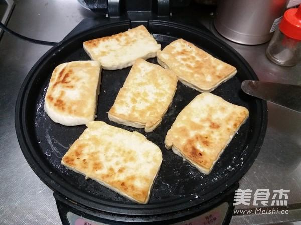 蒜苗豆腐怎么吃