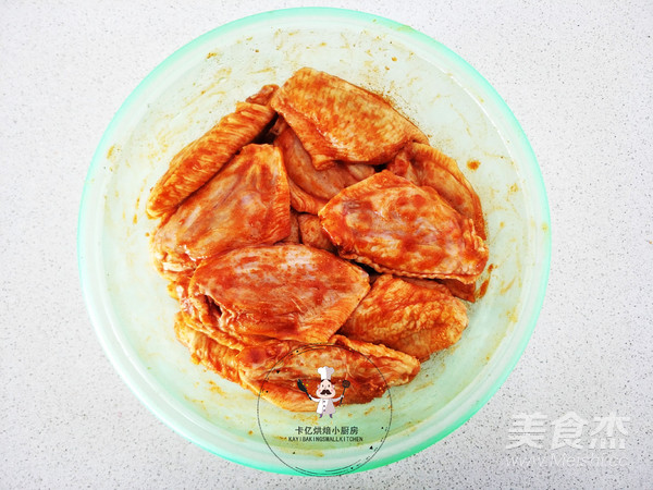 奥尔良烤鸡翅的做法大全
