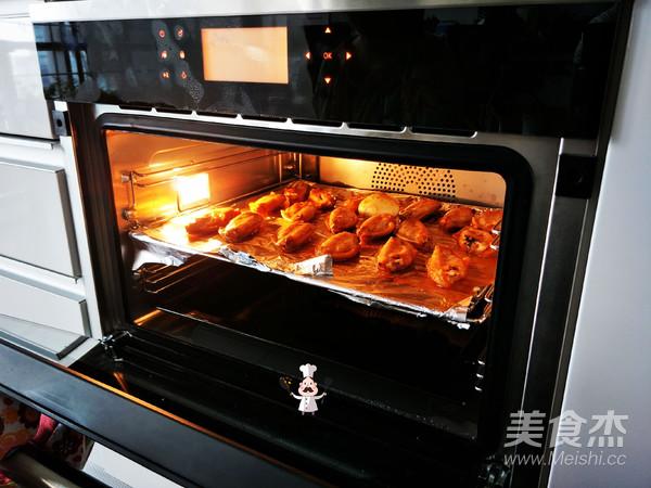 奥尔良烤鸡翅的家常做法