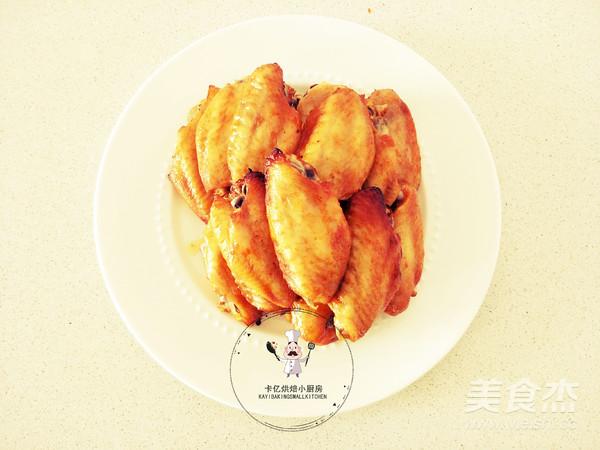 奥尔良烤鸡翅的简单做法
