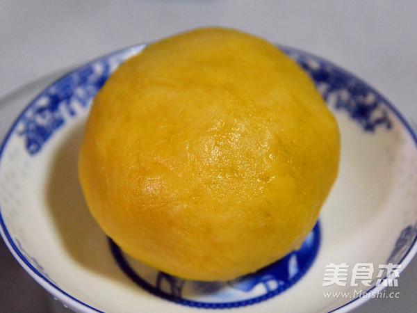 弥补中秋的遗憾-绿豆沙核桃酥饼的家常做法