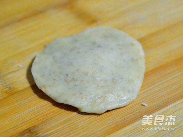 弥补中秋的遗憾-绿豆沙核桃酥饼怎么吃