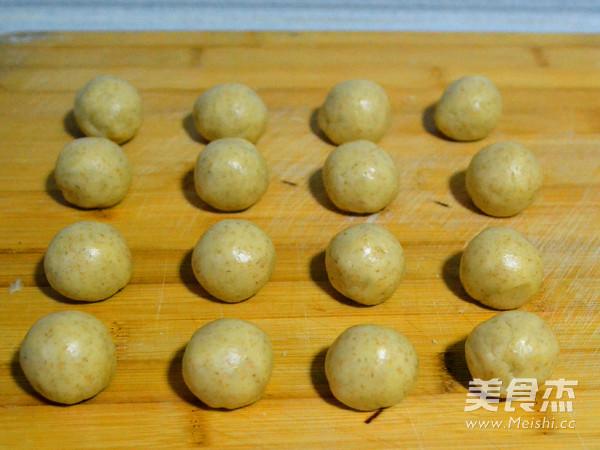 弥补中秋的遗憾-绿豆沙核桃酥饼怎么煮