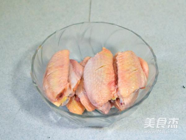 简单美味的咖喱鸡翅的做法大全