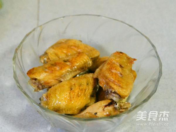 简单美味的咖喱鸡翅的家常做法