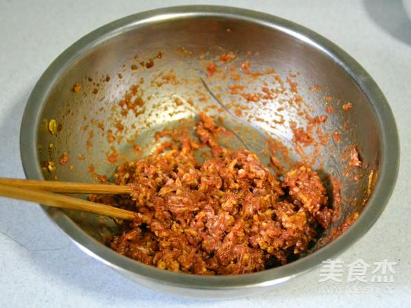 鲜上加鲜的韭菜猪肉三鲜包子的简单做法
