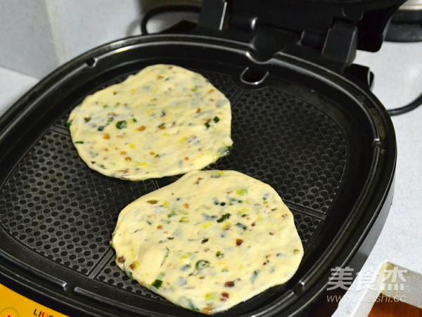 酥脆百变的美味早餐---葱油鸡蛋灌饼怎样炒