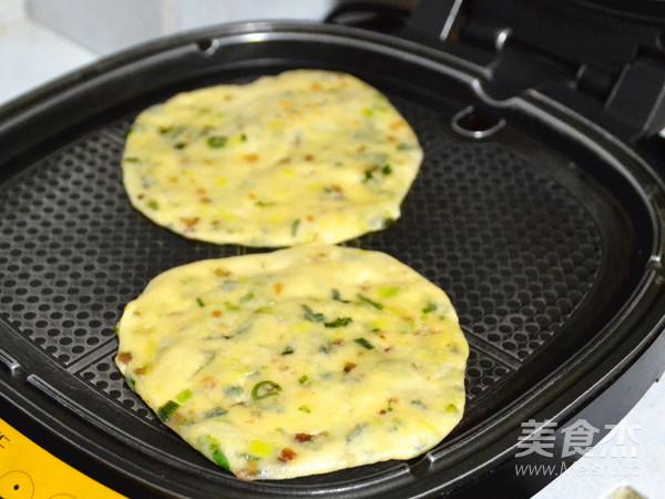 酥脆百变的美味早餐---葱油鸡蛋灌饼怎样煮